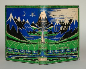 A First Edition Copy of The Hobbit - Prized among Tolkien fans!