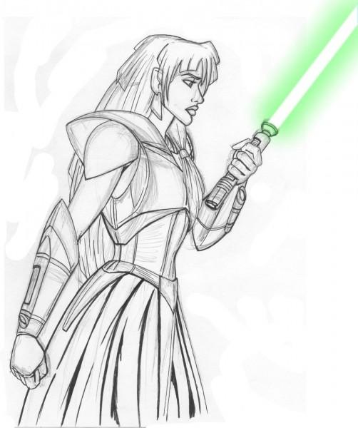 4) Darth_Kida___rough_sketch_by_JosephB222