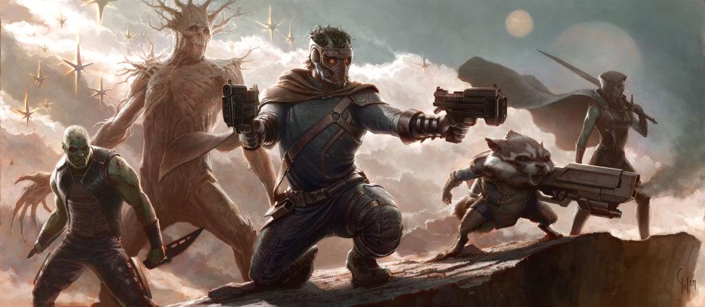 Guardians Assemble!