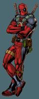 Deadpool: as he should be.
