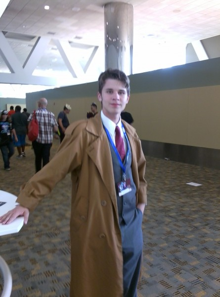 Even the Doctor loves ponies!
