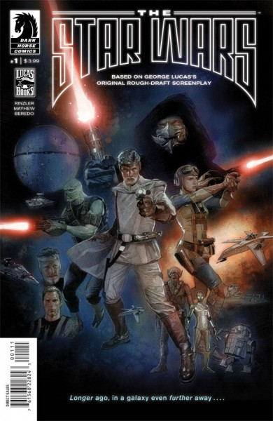 The Star Wars, Issue #1