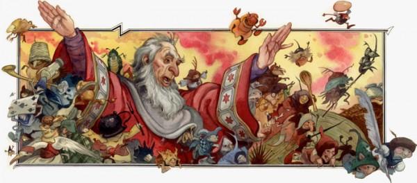 "Alchemite Explosion - ""Wizard's Tale"""