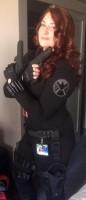 Jenn's Black Widow.