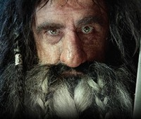 Bifur dwarf The Hobbit Wallpaper