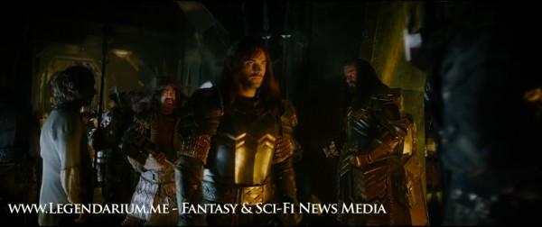 The Dwarven warriors