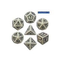 Real Elvish dice.