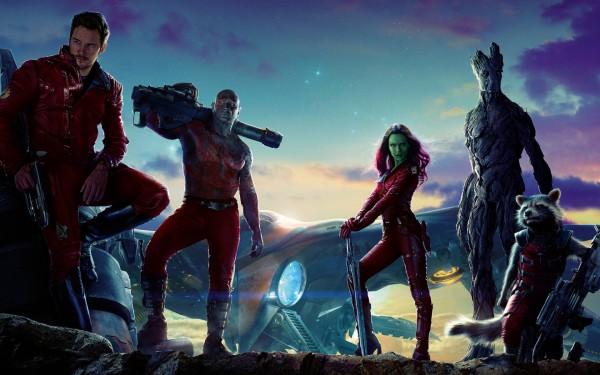 The unlikely team of heroes
