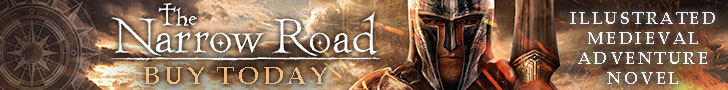 Buy The Narrow Road Illustrated Novel Now!