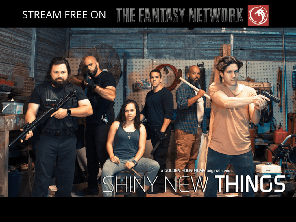 Interview with Shiny New Things creator Lakeisha Jackson on The Fantasy Network News