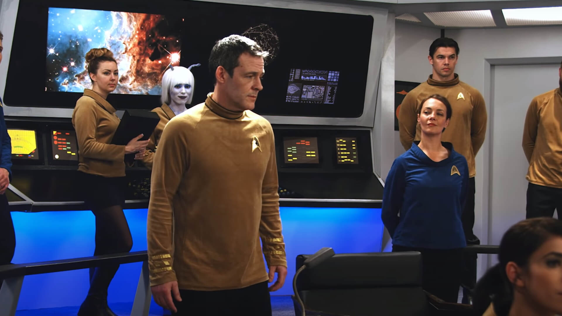 Star Trek: Discoverys Dr. Culber Is the Anti-Troi | CBR