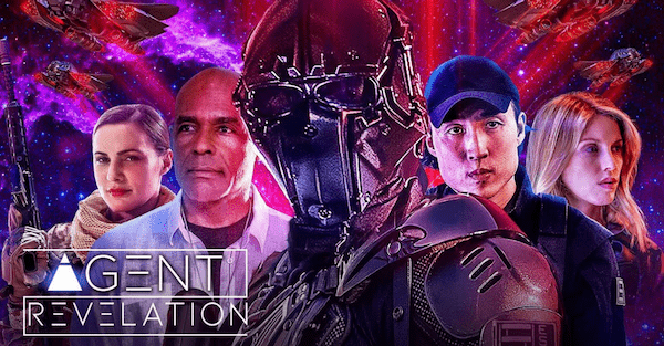 Agent Revelation - an interview with Derek Ting on The Fantasy Network News