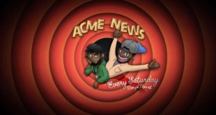 Acme News airing on The Fantasy Network News
